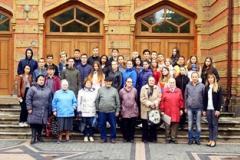Вшанували пам'ять жертв Голокосту